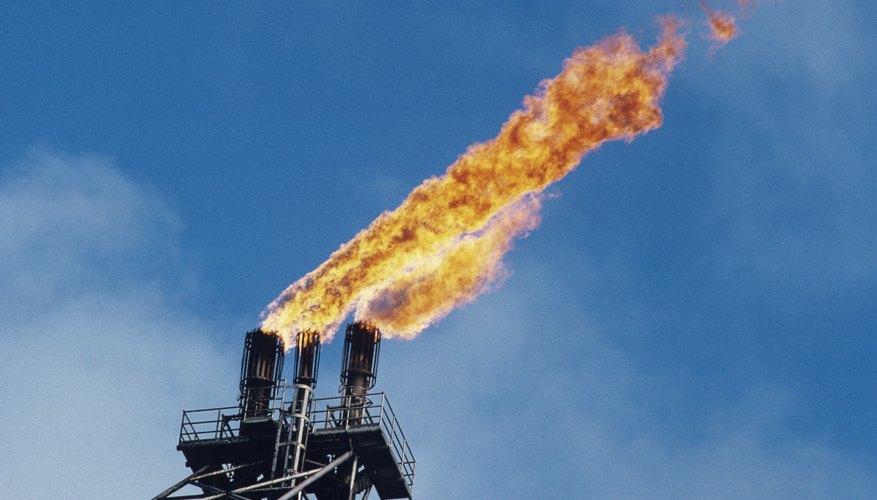 Offshore oil platform;