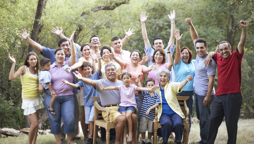 Enhance Your Family Reunion With A Bonding Scavenger Hunt