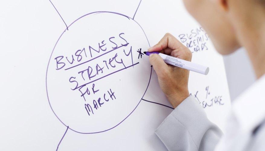 Las compañías sin un plan se estancan, pero cuando se hacen planes, estos deben ser realistas.