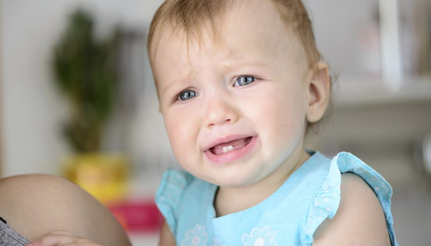 Teething usually occurs between the ages of 6 and 24 months.