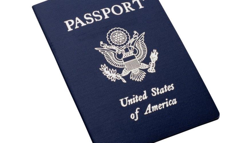 Pasapaporte de los Estados Unidos.