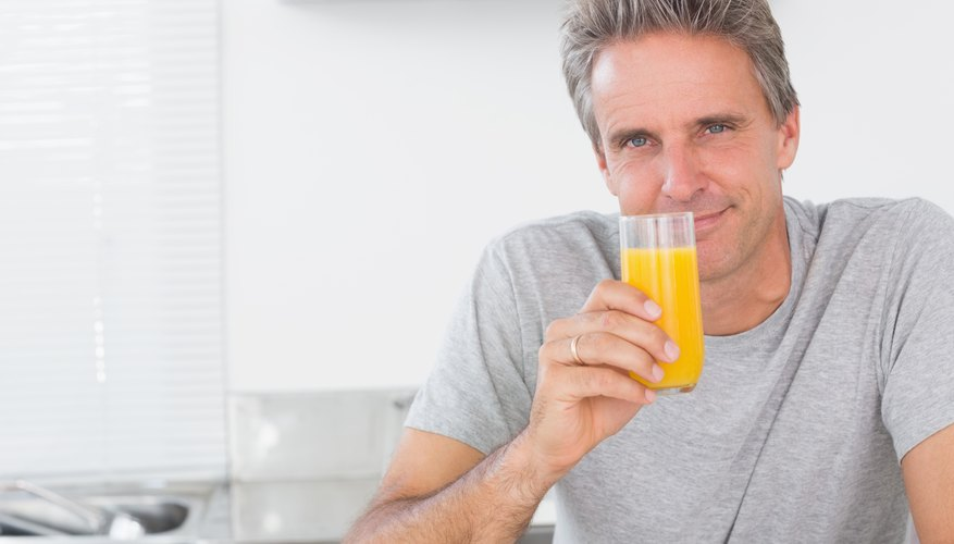 Ingesting too much vitamin C may cause an upset stomach.