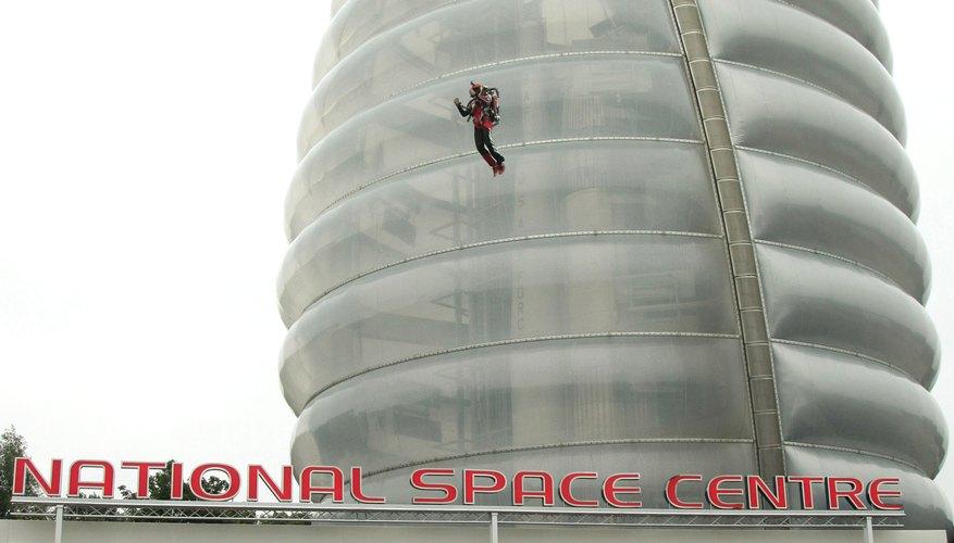 El National Space Centre implica un día completo fuera.
