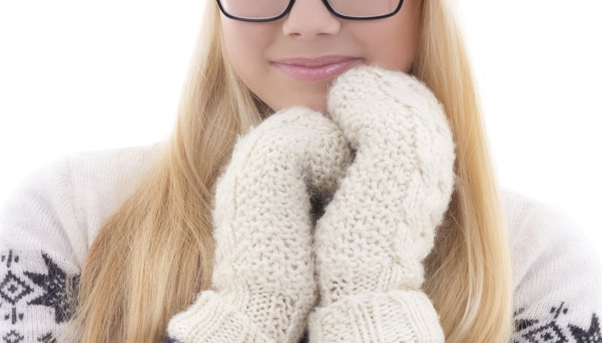 Este proceso te permite estirar varias prendas de lana.