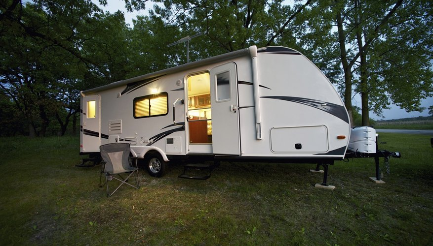 Rent out your RV when you are not using it.