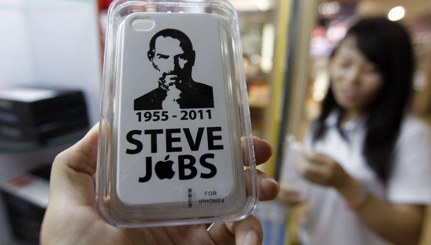 Los emprendedor sociales como Steve Jobs, pueden dejar atrás un gran legado.