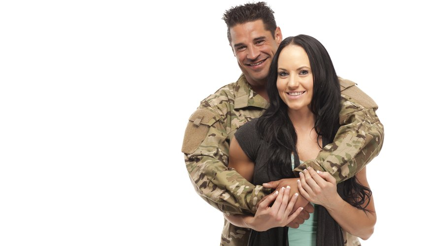 Spouses of veterans may be entitled to benefits.