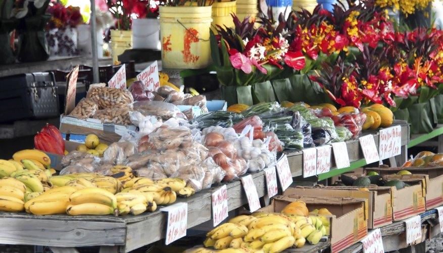 Fresh Flowers on Big Island