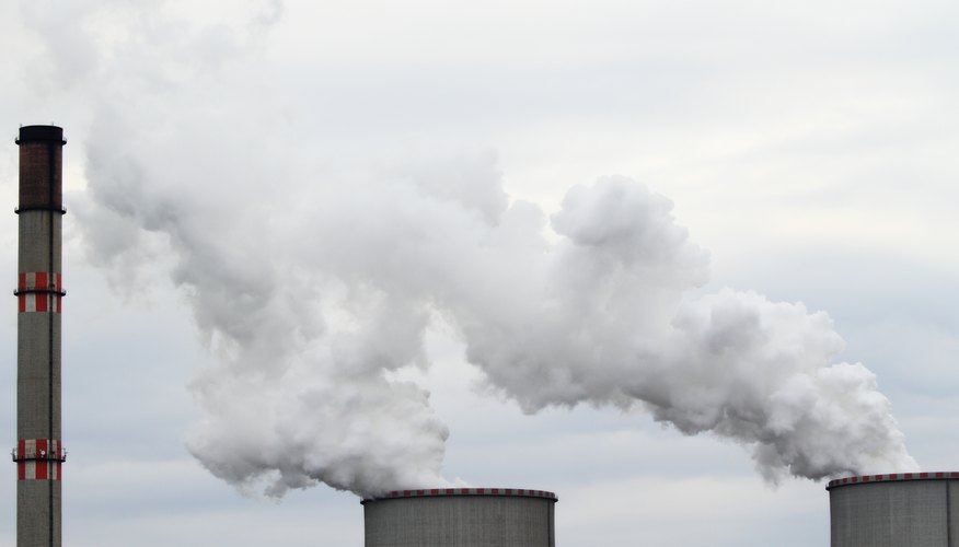 Burning of fossil fuels is a major source of air pollution