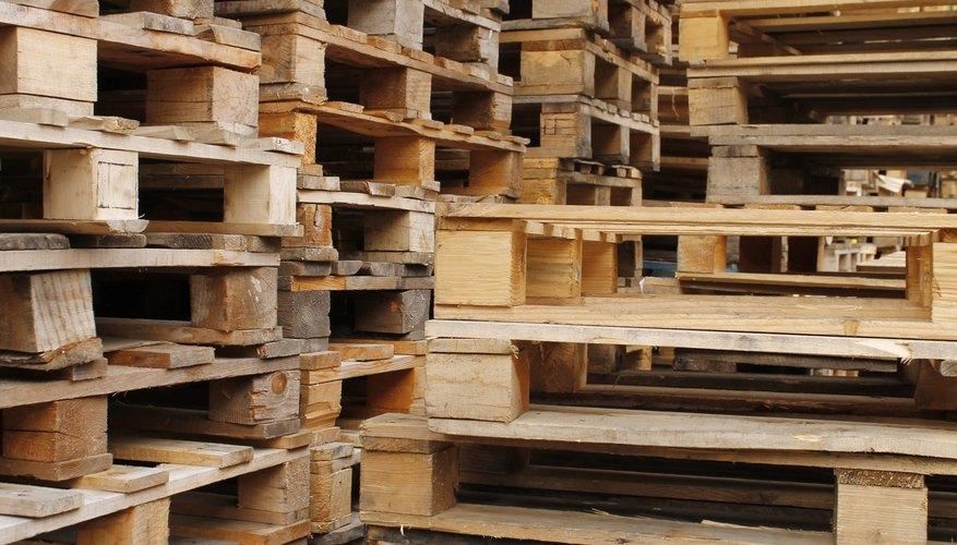 Euro Wooden pallets