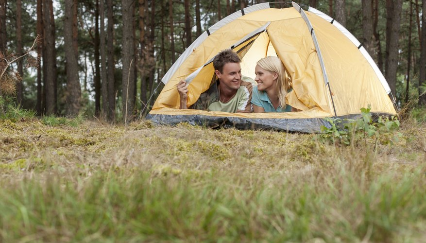 Free Camping on State Land in New York