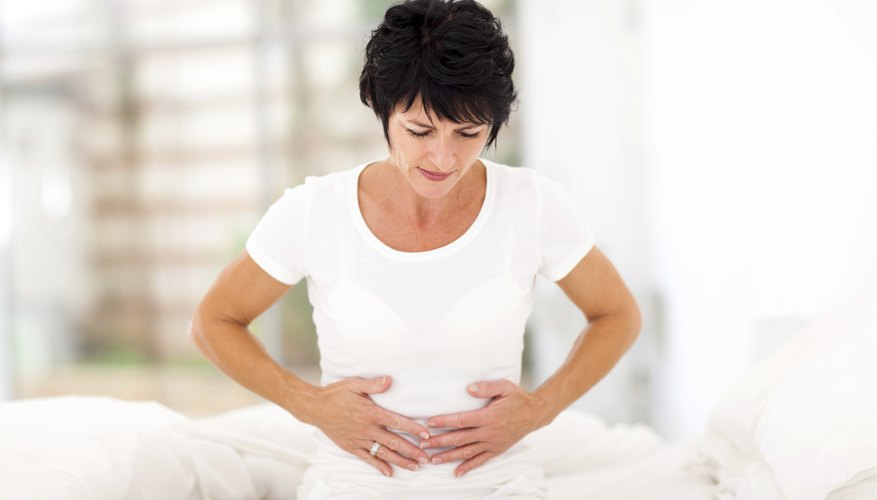 If you're experiencing symptoms of a ruptured or burst ovarian cyst, you should seek immediate medical attention.