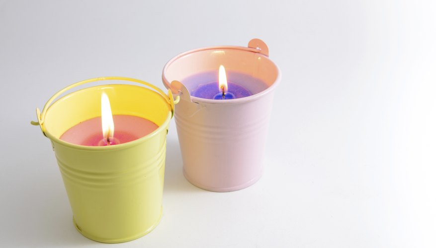 Use multiple citronella candles during a cookout to keep the area bug free.