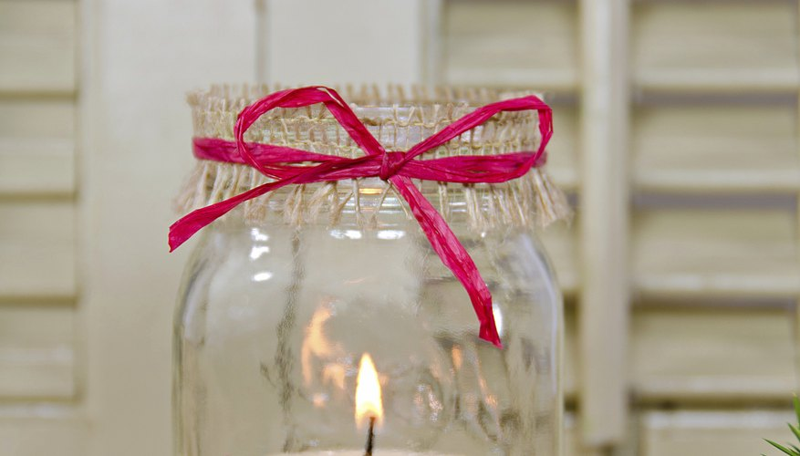 Making them into centerpieces is just one of many ways to breathe new life into your old candle jars.