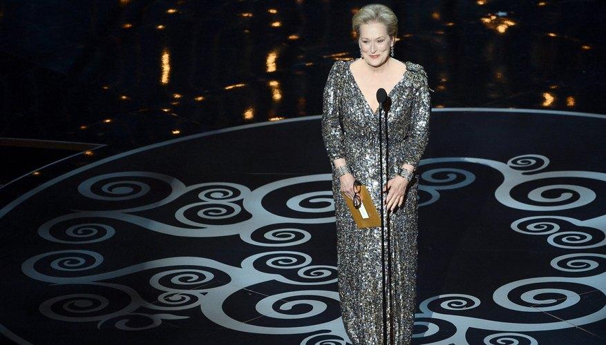 La actriz también cuenta con tres estatuillas en su haber.
