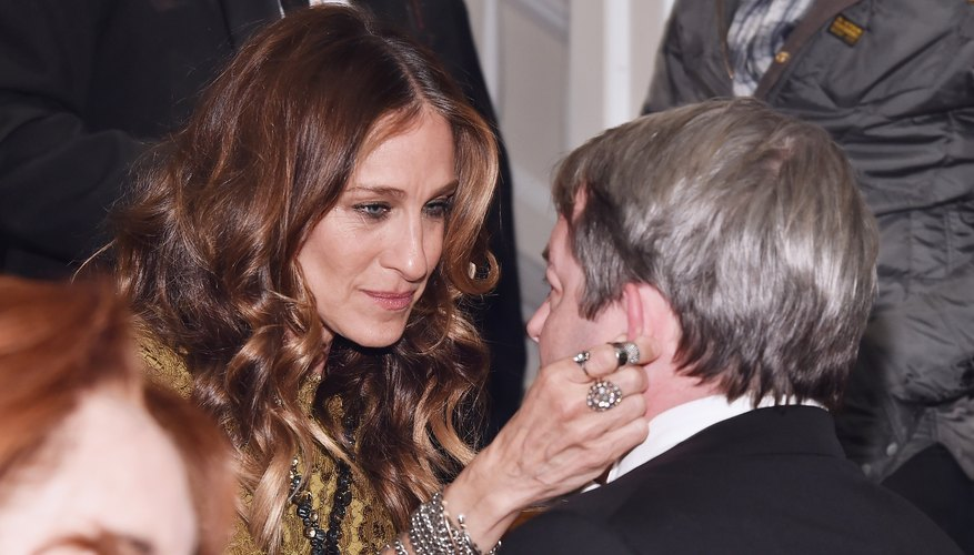 Sarah Jessica Parker made it big with the '90s