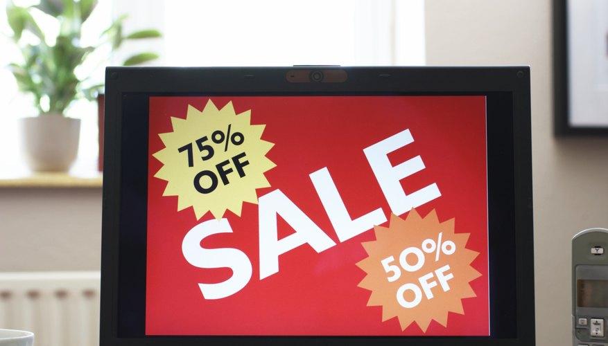 Ofrecer descuentos en efectivo y subsidios para comprar productos o servicios es una buena manera de introducir nuevos clientes a tu negocio.