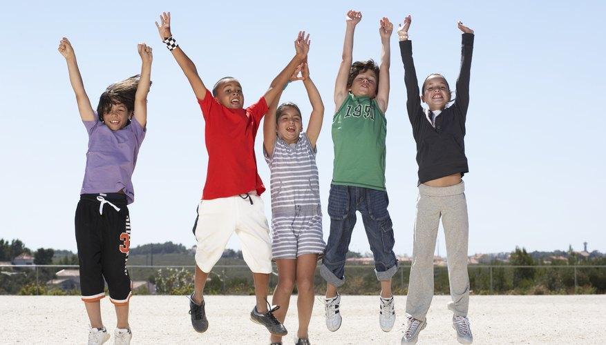 Los niños con retos cognitivos pueden jugar por educación y entretenimiento.