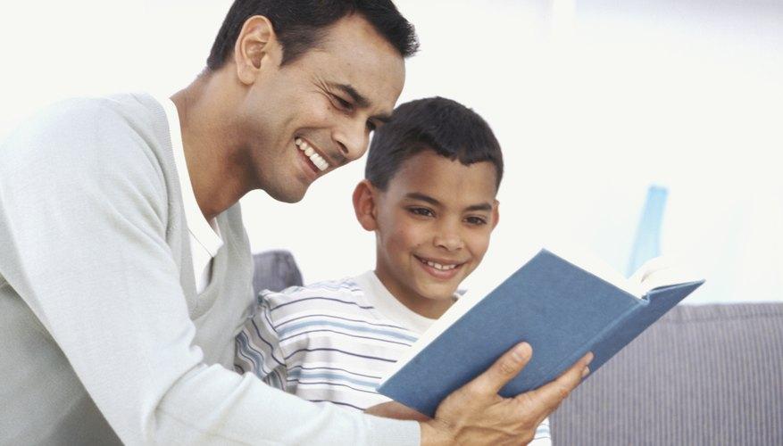Los niños necesitan conocer libros con mucha frecuencia.