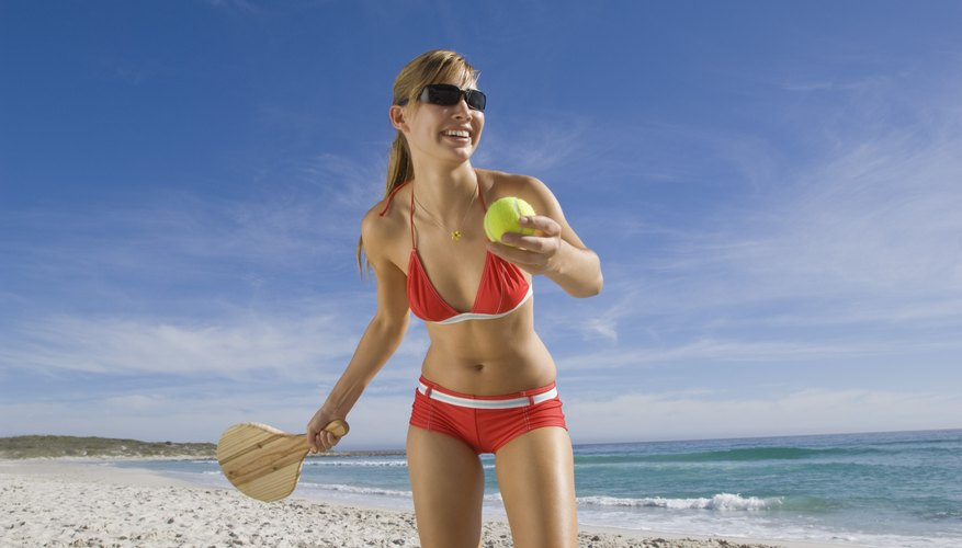 A low calorie diet can help you get that bikini body.