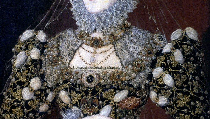 During the reign of Elizabeth I, medical myths abounded.