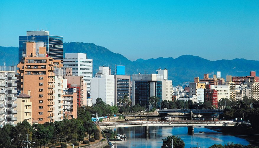 En Hiroshima se encuentra el Memorial de la Paz.