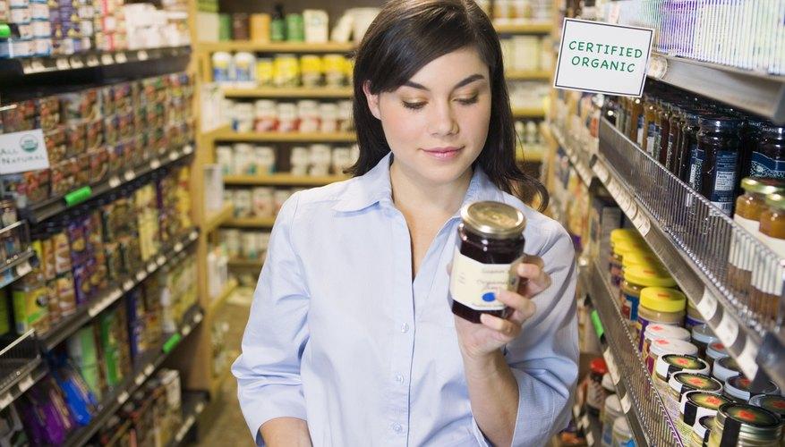 Los conservantes ayudan a preservar distintos tipos de alimentos.
