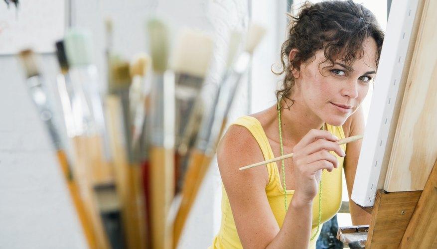 El precio de un retrato pintado puede variar según los materiales usados y la fama del pintor.