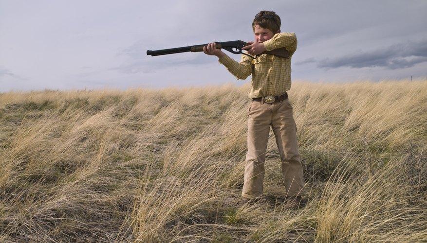 Construye tu propio rifle de aire comprimido.