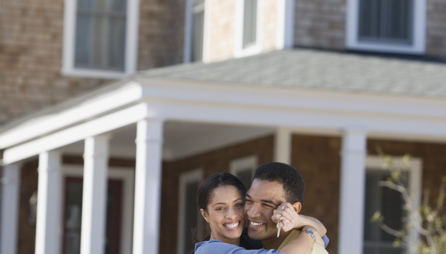 Being approved for a loan gets you closer to buying a home.