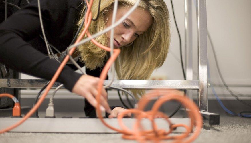 El calibre del alambre está determinado por el número de pasadas necesarias para producir cables del tamaño deseado.