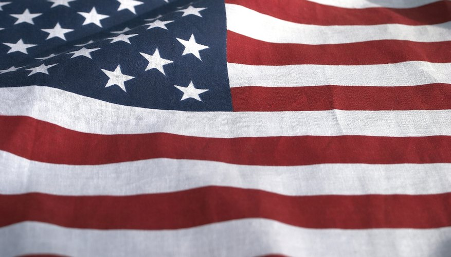 Celebrate the flag with kids' crafts.