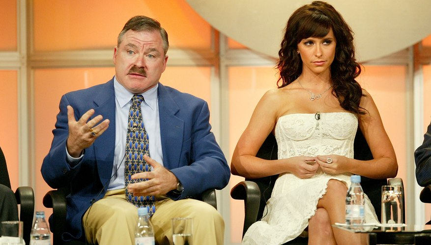 James Van Praagh and Jennifer Love Hewitt