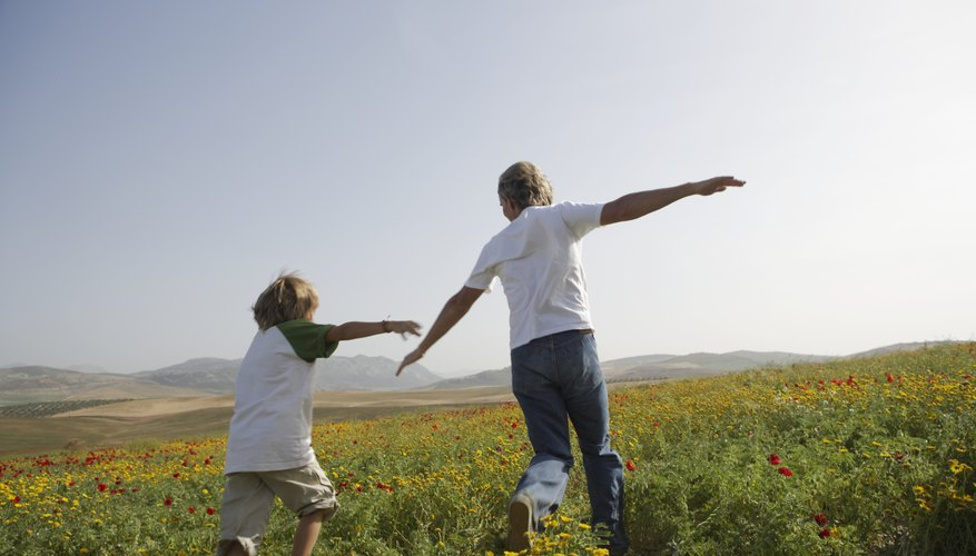 Los niños generalmente necesitan menos documentación que los adultos para volar.