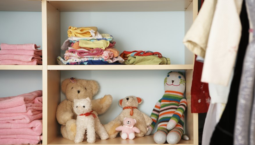 Childs storage area