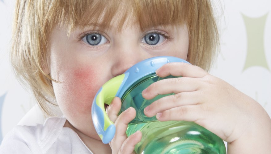 Offer a cup of milk or nurse before your child brushes her teeth and gets into bed.