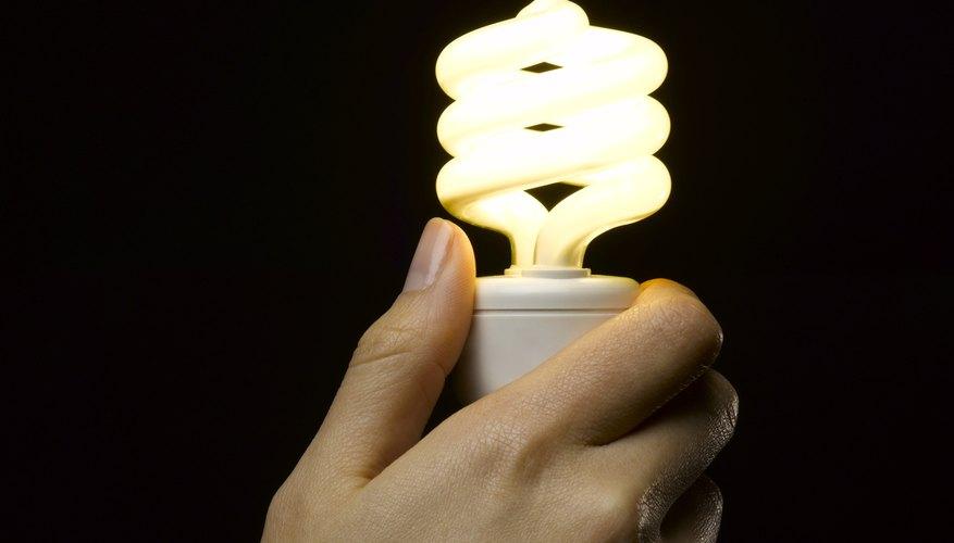 Luz halógena vs. luz LED.