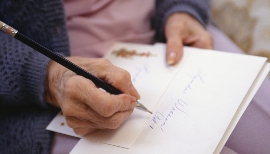 Ways to Sign a Letter With Regards
