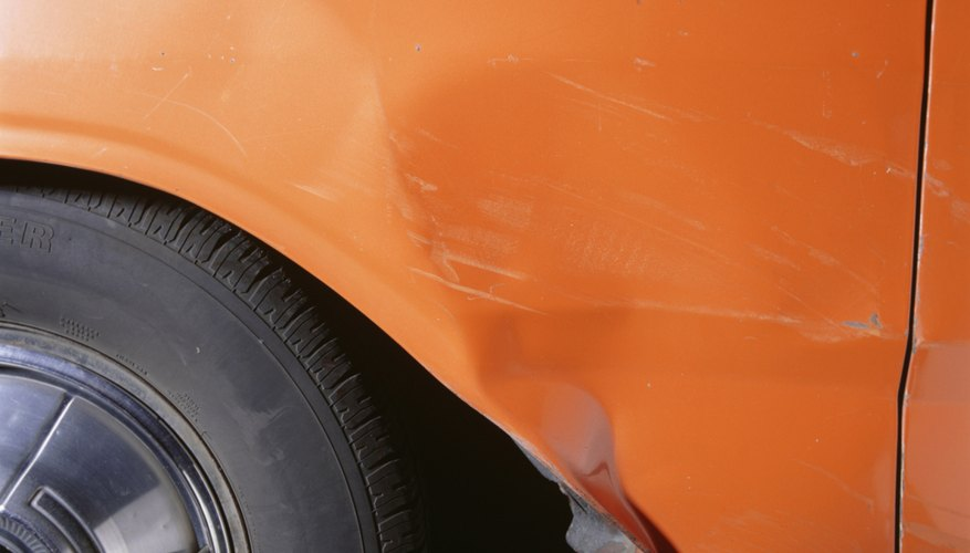 The nature of the hit-and-run accident affects insurance treatment.