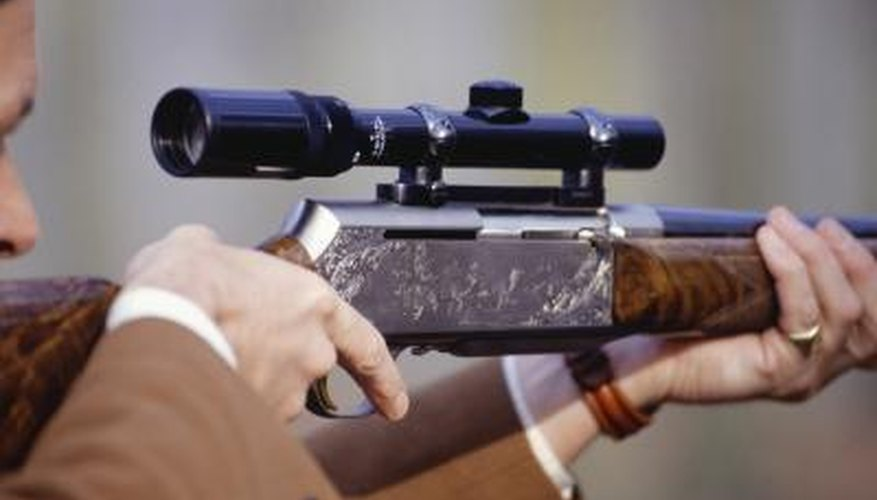 How to Adjust Gun Sights