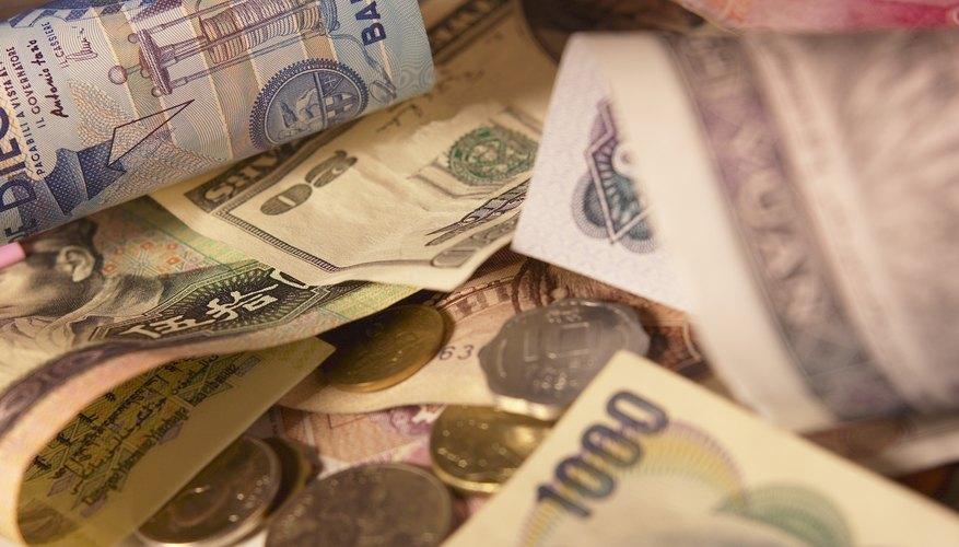 Moneda internacional.