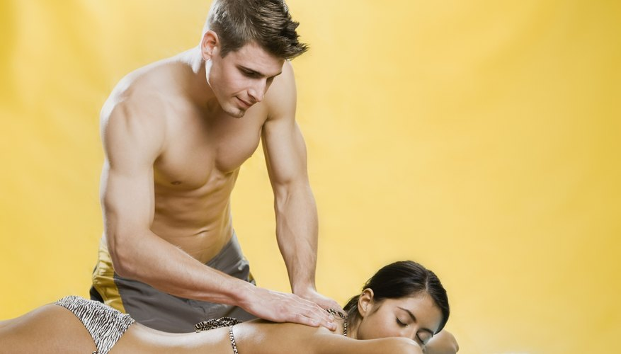 Treating your partner to a spa night offers a romantic alternative to going out.