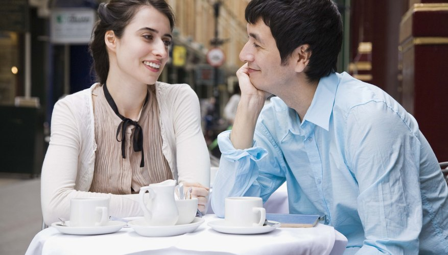 London has many romantic restaurants for a night out.