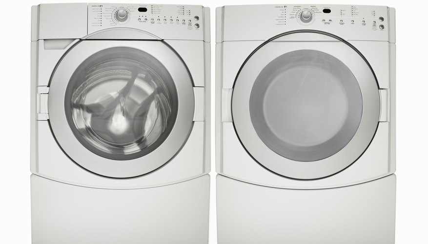 Many commercial laundry facilities use coin operated Speed Queen washers and dryers.