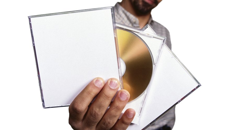 Cumple tu sueño de tener tu propio CD de música.