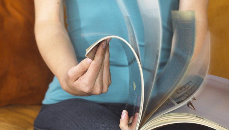 Comenzar una revista lleva varios pasos y trabajo duro.
