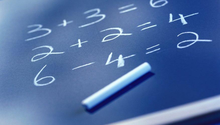 La división sintética es un método matemático para la resolución de polinomios.