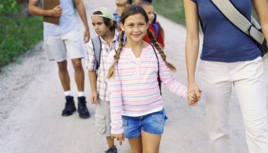 Summer day camps give kids a chance to learn and have fun.