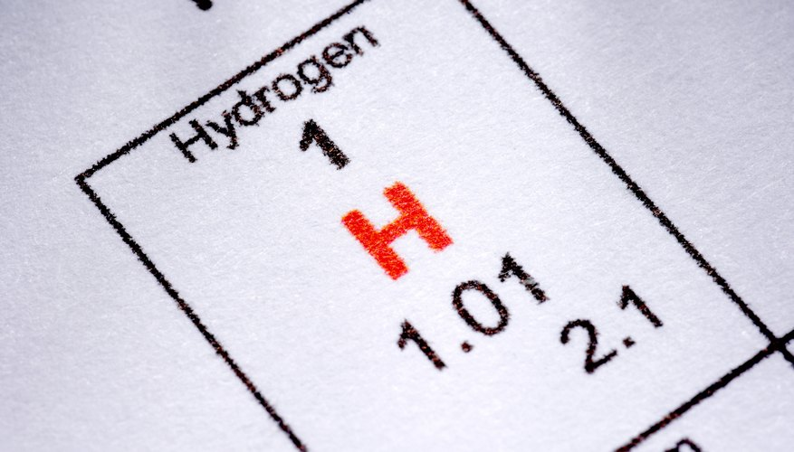The element hydrogen forms homonuclear diatomic molecules.