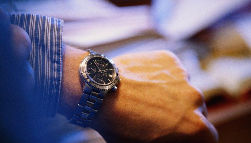 Los relojes Cartier.